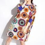 The Retro Loose Flowers Ch..