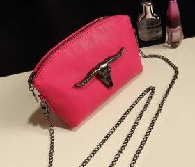 Retro fashion mini chain shoulder bag with disabilities
